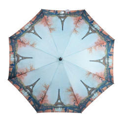 Windproof Auto Open Straight Umbrella