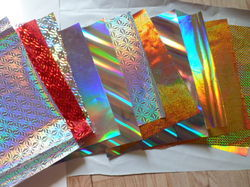 Holographic Paper