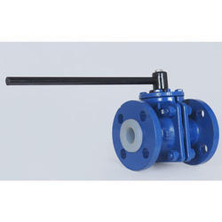 PVDF Lined Ball Valves