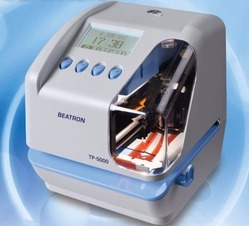 Electronic Time Stamp Machine - BEATRON TP-5000
