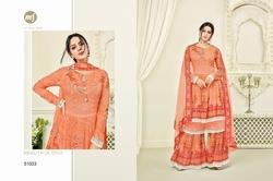 Full Sleeve Memsa Salwar Suit