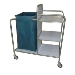 50-6100 ADS Linen Changing Trolley