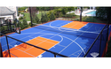 Basketball Sports Flooring Services
