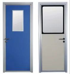 Airtight Door - Aluminum Frame