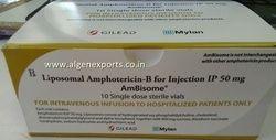 Liposomal Amphotericin B For Injection 50mg ( Ambisome)