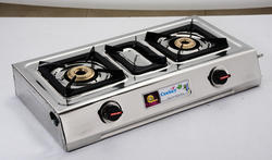 Two Stove SS Gas Stove
