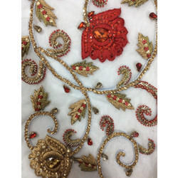 Embroidery Resham Zari Work