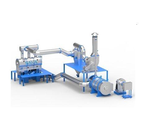 Calcium Chloride Granulation Plant
