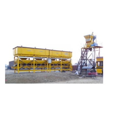 Cosmos Twin Shaft Batching Plant