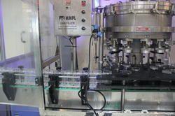 Carbonated Premix Plant