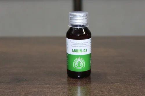 Abrin-DX Syrup