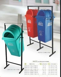 Pole Hanging Dustbin
