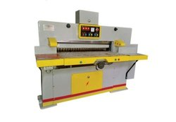 Fully Automatic High Speed Paper Cutting Machine (Worm Gear with Oil Bath)