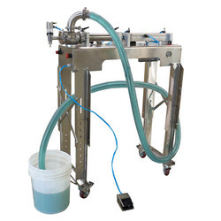 Automatic Viscouse Filling Machine