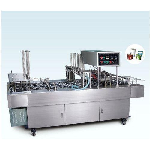 Automatic Filling Sealing Machine