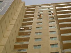 Residential Building Cleaning