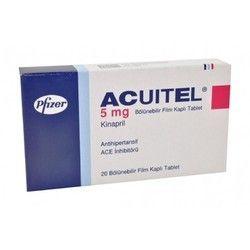 Accupril Tablet