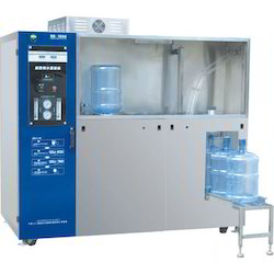 Bottle Mineral Water Filling Machine (3 In 1)