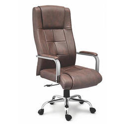 SPS 118 High Back Leather Director Chair
