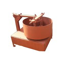 Rubber Mould Color Pan Mixer