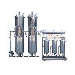 Mini Water Treatment Plant