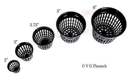 Hydroponic Round Net Pot