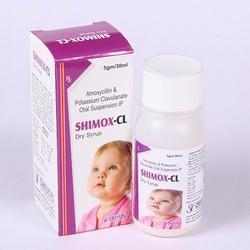 Amoxycillin 200 mg Clavulanate Acid 28.5 mg