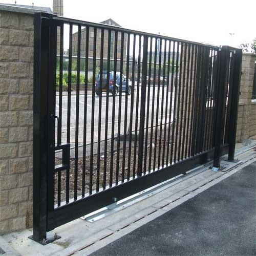 Metal Gates Sliding Gates Manufacturer From Ludhiana