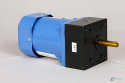 40w- 120w  Three Phase AC Helical Inline Geared Motor