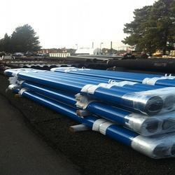 Thermoplastic Coated Pipes