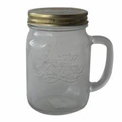 Mason Glass Jar