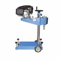 Petrol Driven Portable Core Cutting Drilling Machine