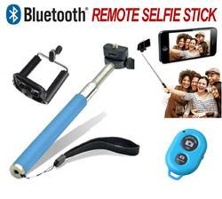 Bluetooth Remote Selfie Stick