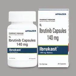 Ibrukast - Ibrutinib Capsules 140 mg
