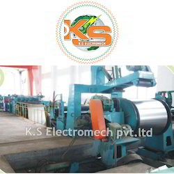 SS & MS Coil Slitting Line