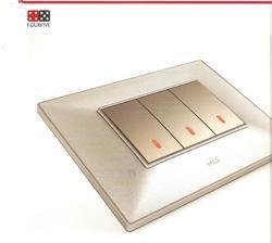 Wavio Plate With Zenova Modular Switch