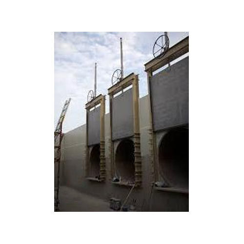 Stop Log Gate Ms Log Gate Manufacturer From Howrah
