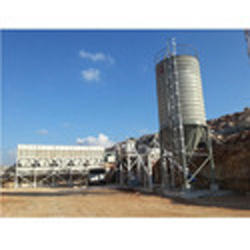 Rugged Design High Strength Dry Mix Concrete Batch Plant