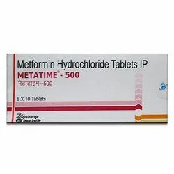 Metformin Hydrochloride Tablet IP