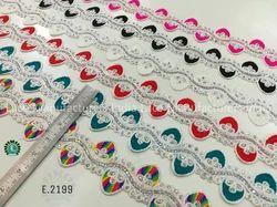 Embroidered Lace E2199