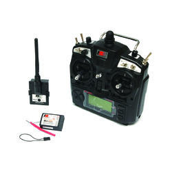 FS TH 9X 9 Channel Transmitter & Receiver