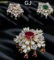 Designer American Diamond Finger Rings