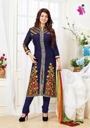 Glaze Cotton Salwar Suit