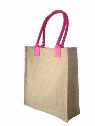 Sling Handle Jute Shopping Bags