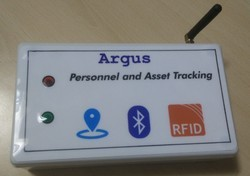 Active RFID Attendance System
