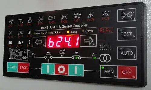generator engine controls ems 927 kirloskar electrical alternator rh delcotengineering com Fork Lift Controls Lighting Controls