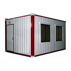 MS Modular Portable Cabin