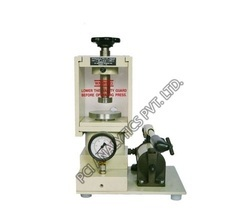 FTIR Hydraulic Pellet Press