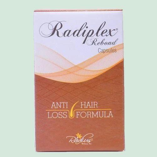 Radiplex Rebond Anti Hair Loss Capsules