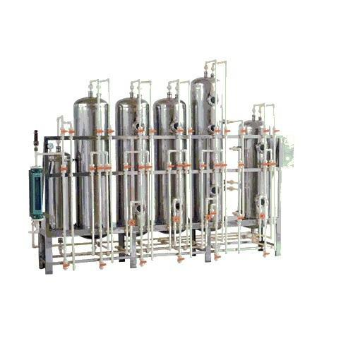 Ion Exchange Equipment Manufacturer From Chennai